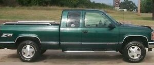 4x4 Chevy half ton good shape!