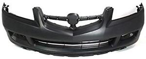 2004 2005 2006 ACURA MDX FRONT BUMPER OEM REPLACEMENT