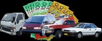 CASH FOR UNWANTED $ SCRAP CAR$ UTES VANS TRUCK $150-$10000 AND MORE Parramatta Parramatta Area Preview