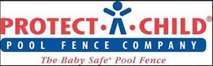 """Pool Fence """"Protect A Child"""""""