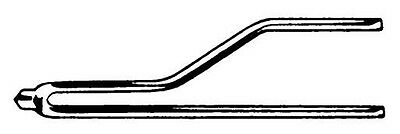 Weller 7135W Pack of 2 Soldering Gun Standard Replacement Tips for 8200