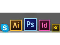 Highly Qualified Photoshop, Indesign and Illustrator Tutor