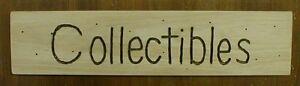 indoor basement collectiable sale