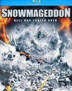 SNOWMAGEDDON - BLU RAY - Region A - Sealed