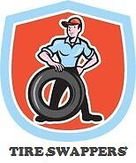 WE COME TO YOU!! Tire changeovers in your driveway!