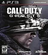 PS3 cod ghosts