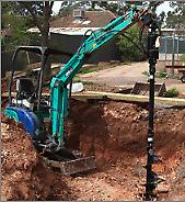 Excavator Hire SA