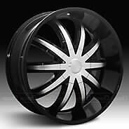 """22"""" RIMS & TIRES PRICE TO SELL **NEW PRICE**"""