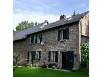 Last minute creative holidays and farmhouse stays in rural Limousin SW France