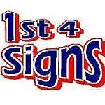 1st 4 Signs Ltd