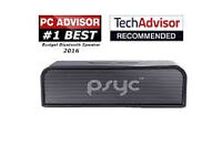 PC Advisor 2016 Winner Sumvision Psyc Monic Wireless Bluetooth Speaker 20W Apple ipad iphone android