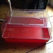 Small pet / hamster/mouse/gerbil tank