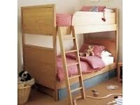 Contemporary Bunk Beds or x2 Single Beds