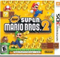 Super mario bros 2 for Nintendo ds
