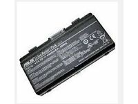 2 Rechargeable batteries for Asus laptop computer for sale.