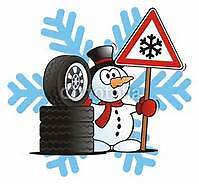 * * * WINTER/SNOW * * * MOBILE TIRE INSTALL * * *