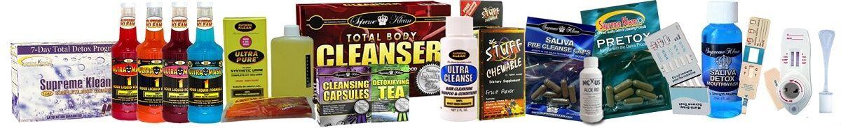 Supreme Klean Detox Products