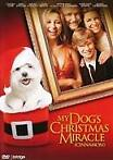 My dog's christmas miracle DVD