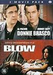 Donnie Brasco / Blow (2dvd) op DVD