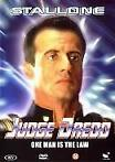 Judge dredd op DVD