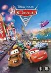 Film Cars 2 op DVD