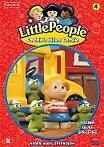 Little People 4 - Freddies Kikker DVD