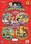 Little people box (4dvd) DVD