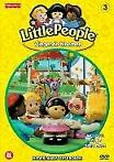 Little People 3 - Vliegende bloemen DVD