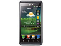 LG 3D smart phone unlocked rare