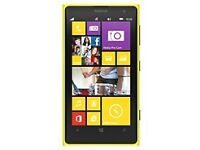 nokia lumia 1020 unlocked excellant condition