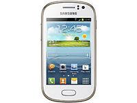 Samsung Galaxy Fame S6810 - Grade A - Unlocked - Blue