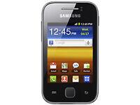 Samsung Galaxy Y S5360 - Grade A - Unlocked - Grey