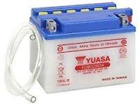 YUASA YB4lb Scooter Battery 12v 4amp