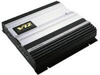 ALPINE MRV-F307 V12 POWER AMPLIFIER VERY RARE AMAZING HIGH POWER AMPLIFIER !BEAST!