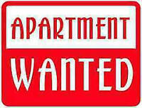 2 Bedroom Apartment Wanted