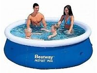 Bestway Quick Up Family Pool - 8ft