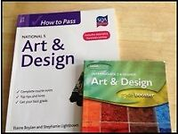 National 5 Art and Design revision book