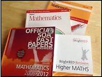 Higher Maths revision books