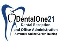 Career Training in Dental Reception and Office Administration!