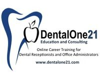 Earn your Career Certificate in Dental Reception!