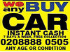 Audi A3 A4 A6 A8 sport tdi sportline DIESEL OR PETROL WANTED FOR CASH Palmers Green, London