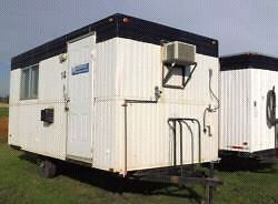 1990 ATCO 8X16 OFFICE TRAILERS