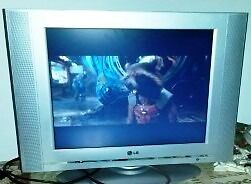 "20"" LG LCD TV"