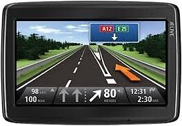 5 inch TOMTOM Touch Screen Satellite Navigation