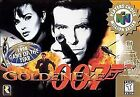 GoldenEye 007 Nintendo 64 Video Games