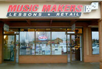 Music Makers is Hiring Musicians