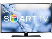 """60"""" Samsung smart tv ,need quick sale. £250, price is negotiable got fainted line on side."""