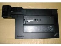 Lenovo ThinkPad 4337 Docking Station T410 T420 T510 T520 X220 (with keys)