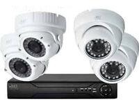 2 cam cctv cameras systm