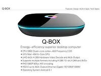 qbox iptv with 1 year line this is not a skybox